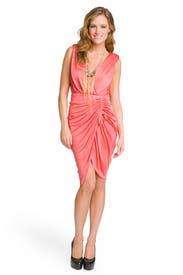 Gorgeous Guava Dress