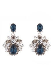 Something Blue Earrings by Anton Heunis