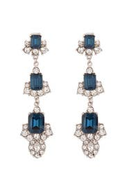 Sapphire Diana Drop Earrings