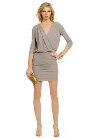 Gray Milan Mist Dress