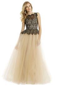 Karla Drama Gown
