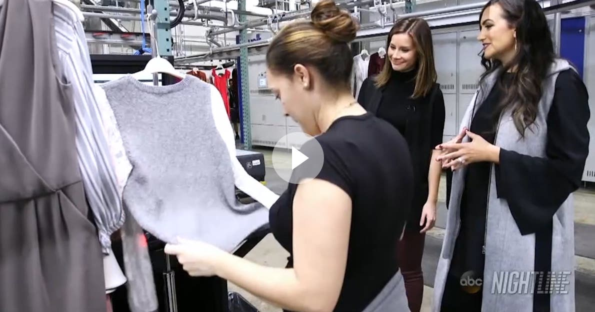 CNBC Nightline Segment on Rent the Runway