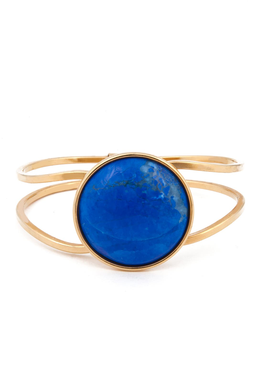 Blue and Bold Bangle by AV Max