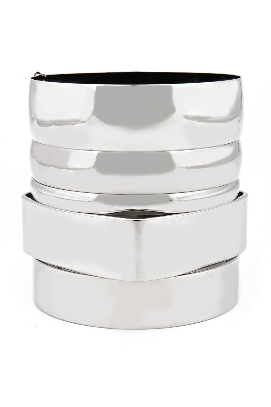 Metallic Silver Stack by AV Max