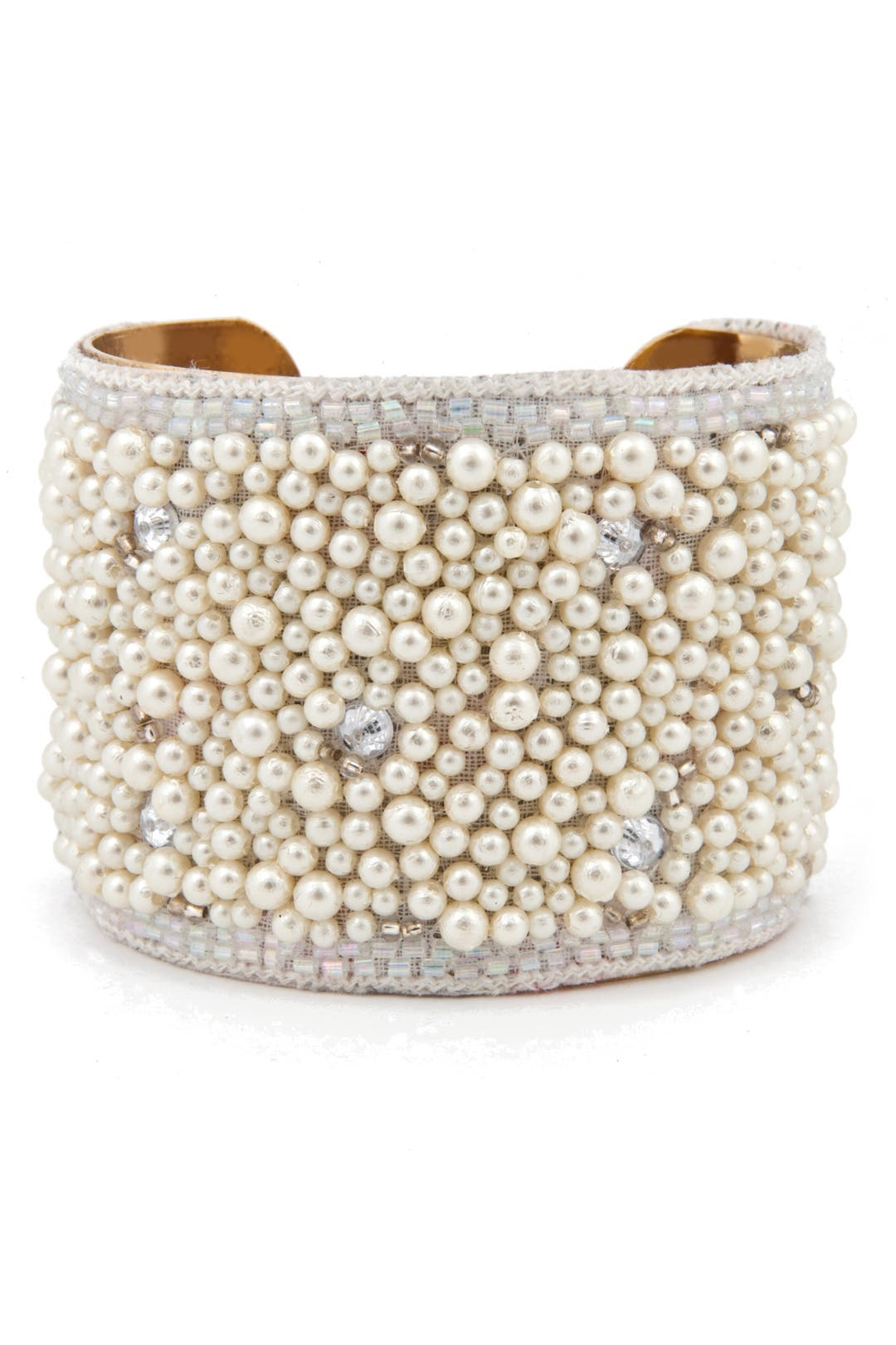 Pearly Jewel Cuff by AV Max