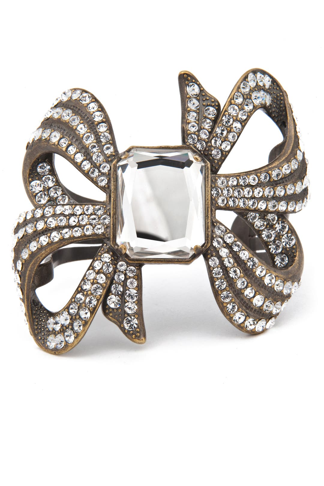 Big Bow Bracelet by Badgley Mischka Jewelry