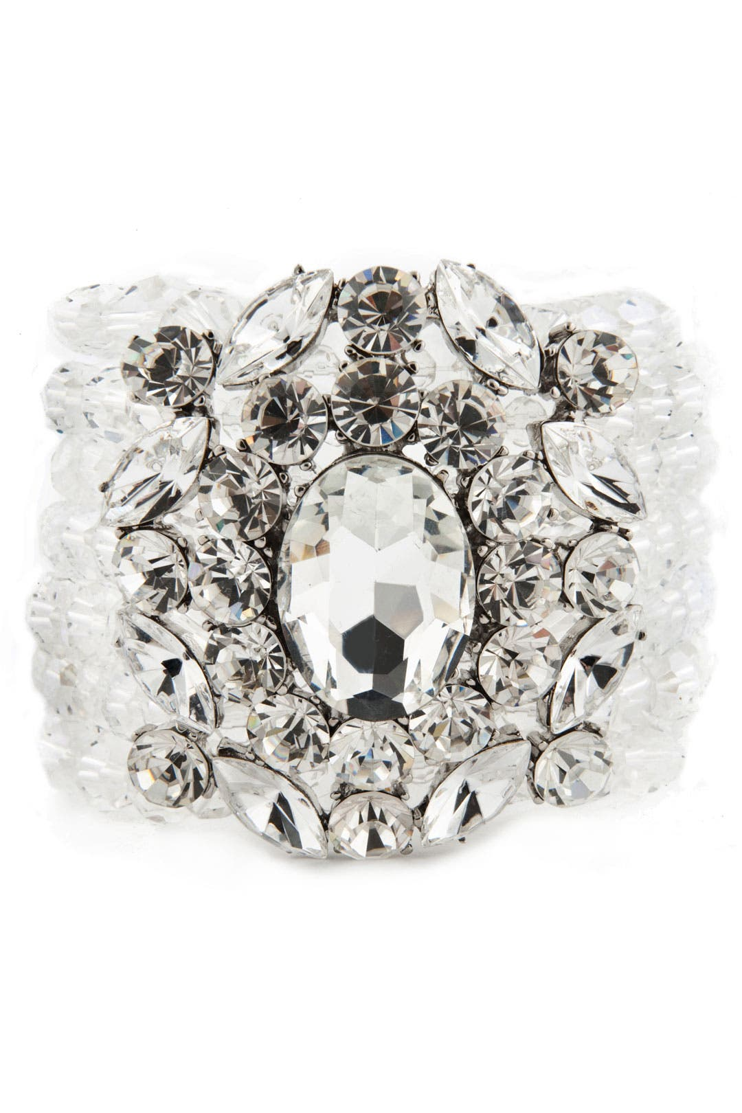 Through the Looking Glass Bracelet by Badgley Mischka Jewelry