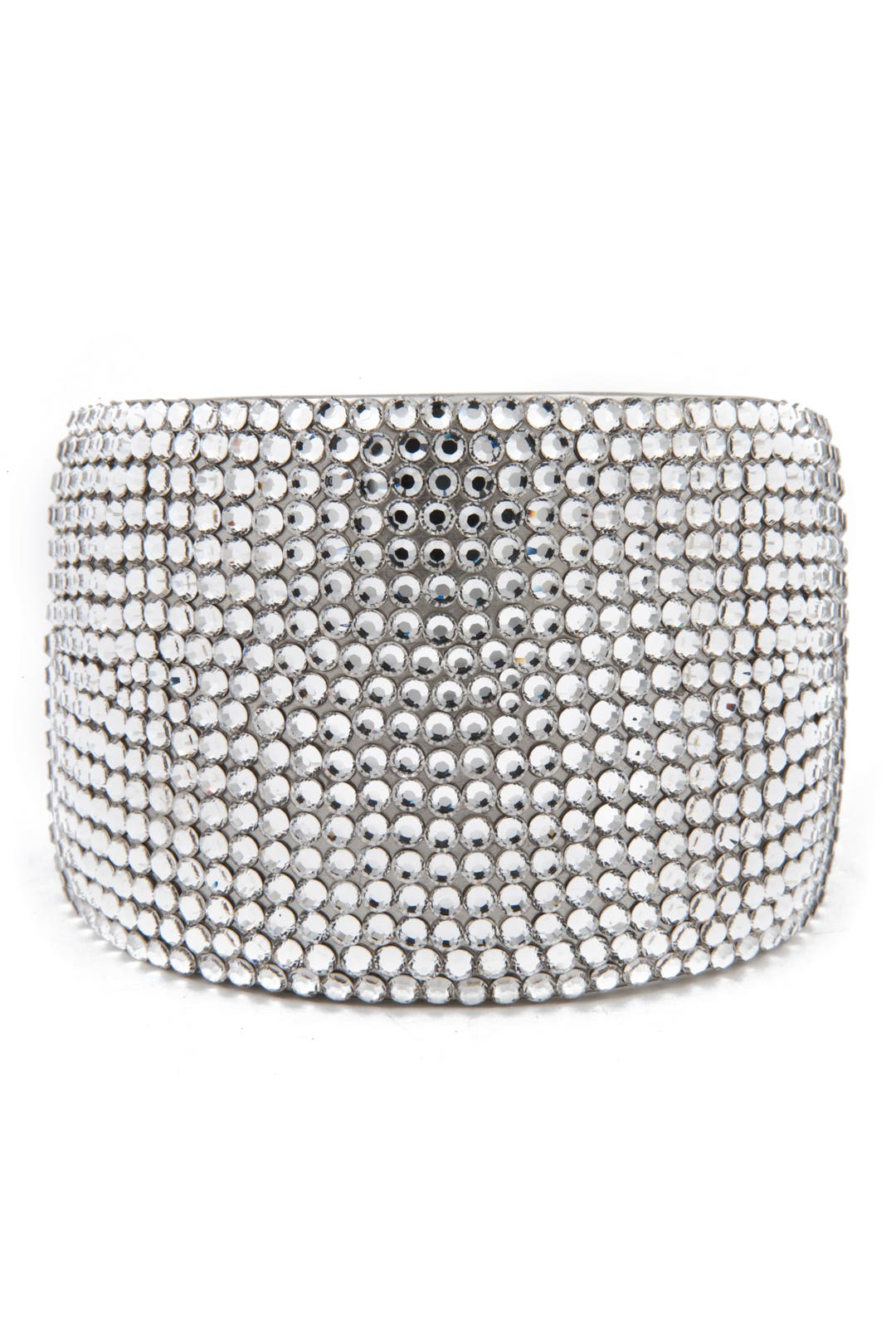 Celebrity Status Cuff by Kenneth Jay Lane
