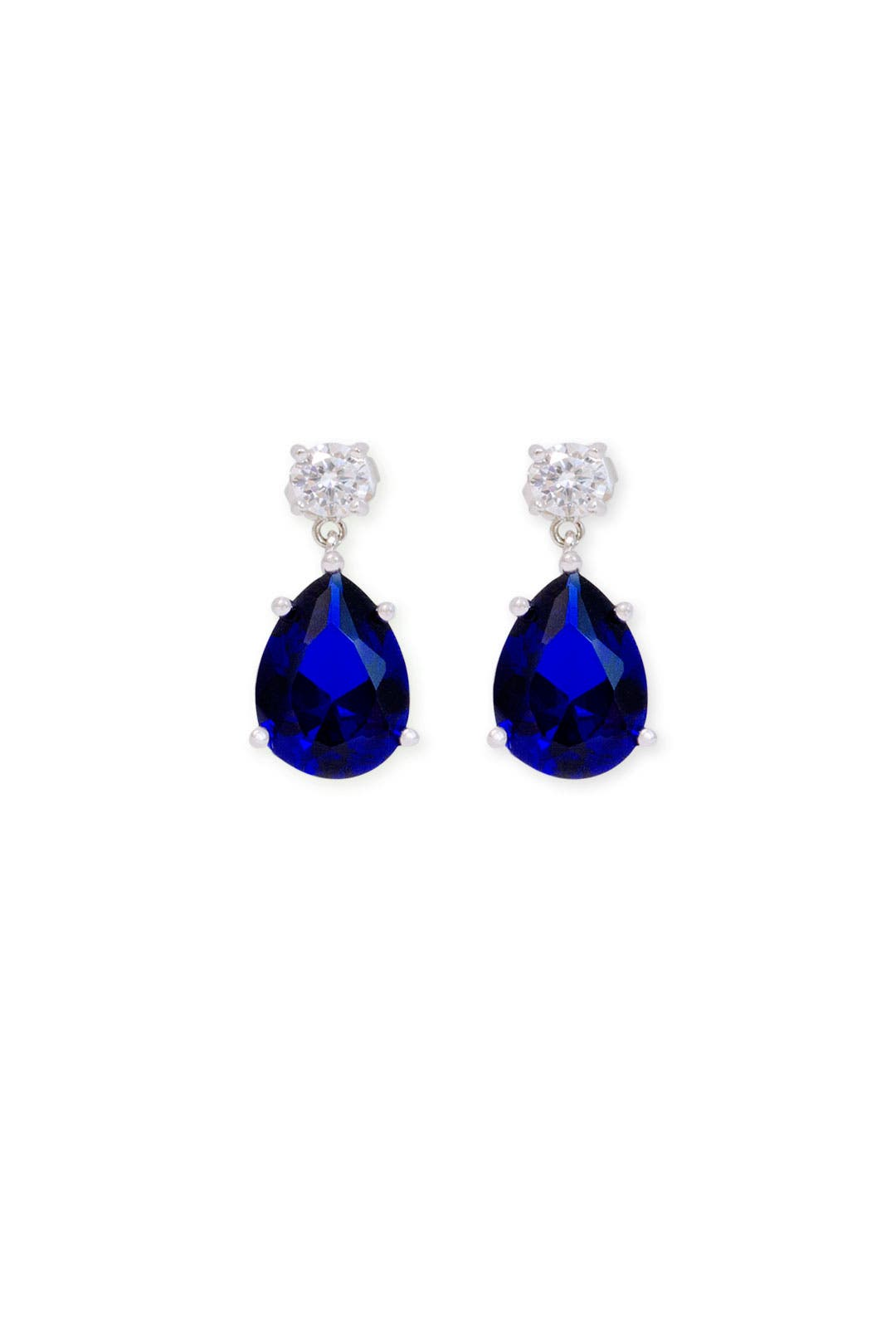 Blue Skies Drop Earrings by Kenneth Jay Lane