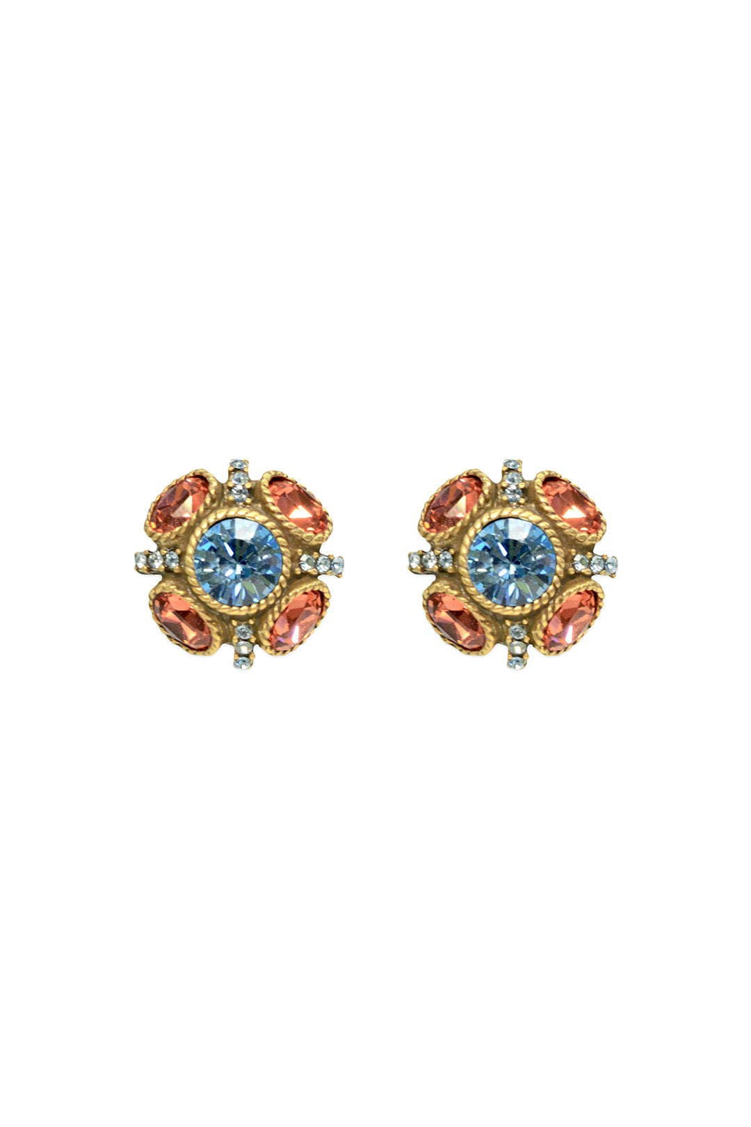 Sailor Studs by Oscar de la Renta
