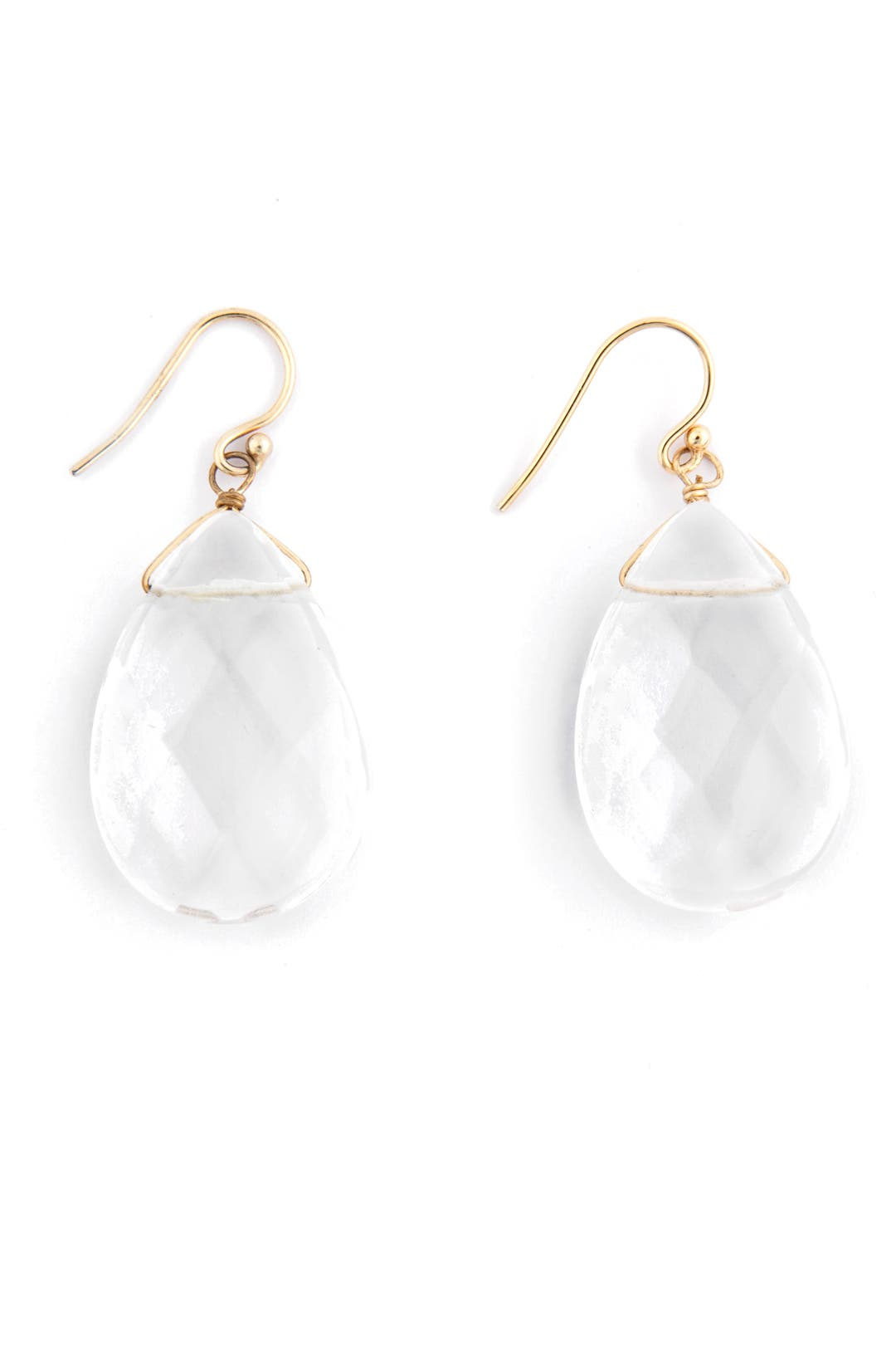 Crystal Teardrop Earrings by AV Max