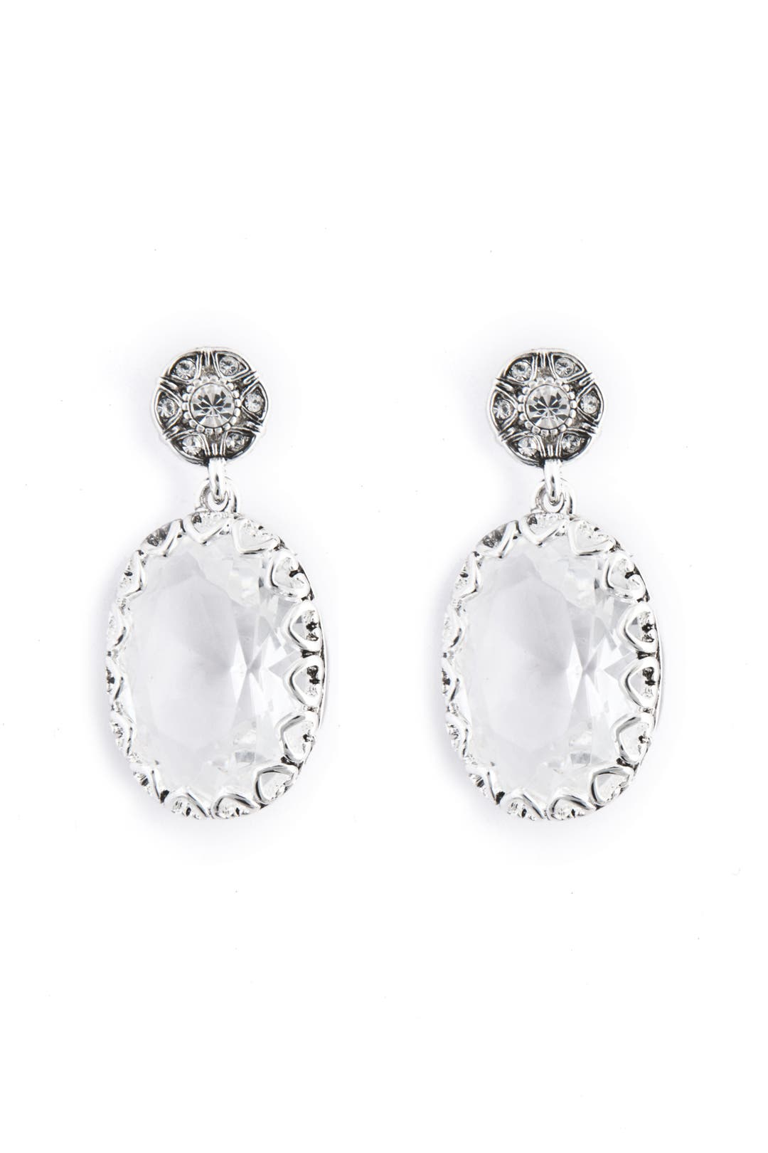 A Formal Affair Earring by Badgley Mischka Jewelry