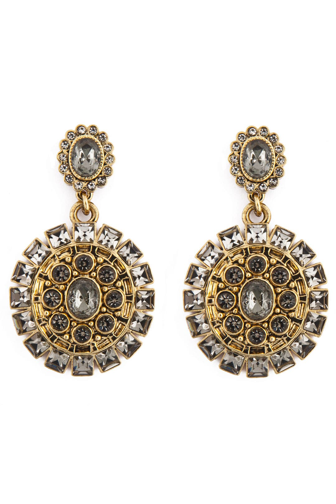Dramatic Drop Earrings by Badgley Mischka Jewelry