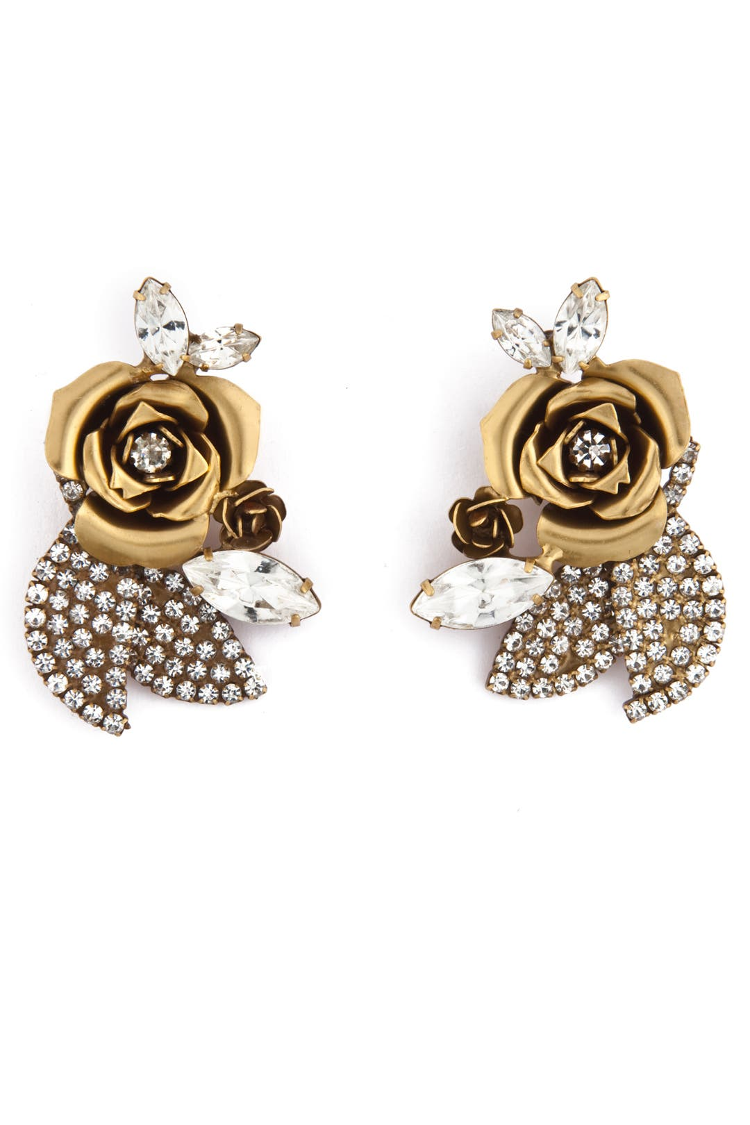 Full Bloom Earrings by Elizabeth Cole