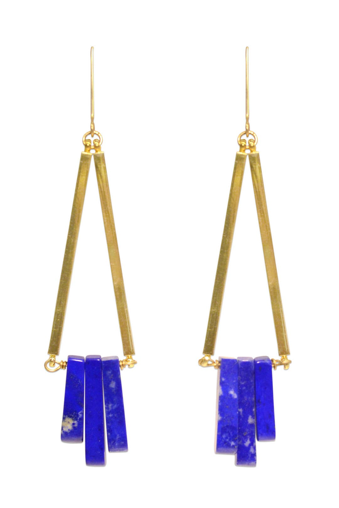 Edge of Glory Earrings by Gemma Redux