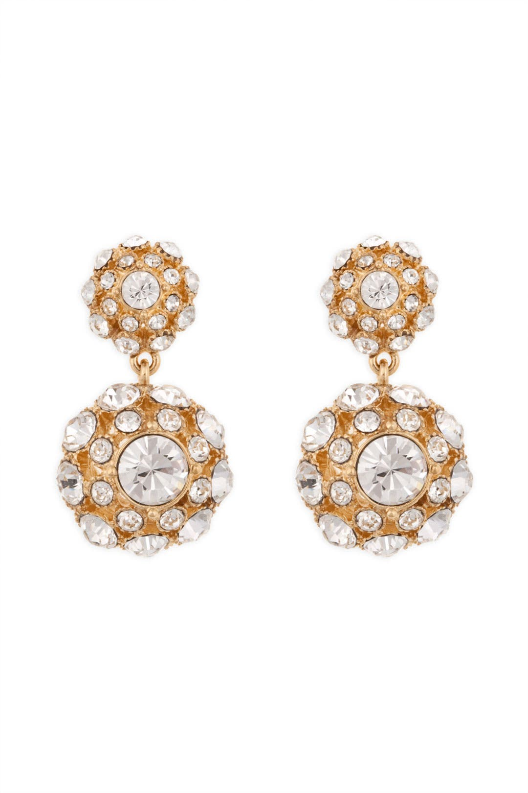 Putting on the Ritz Drop Earrings by kate spade new york accessories