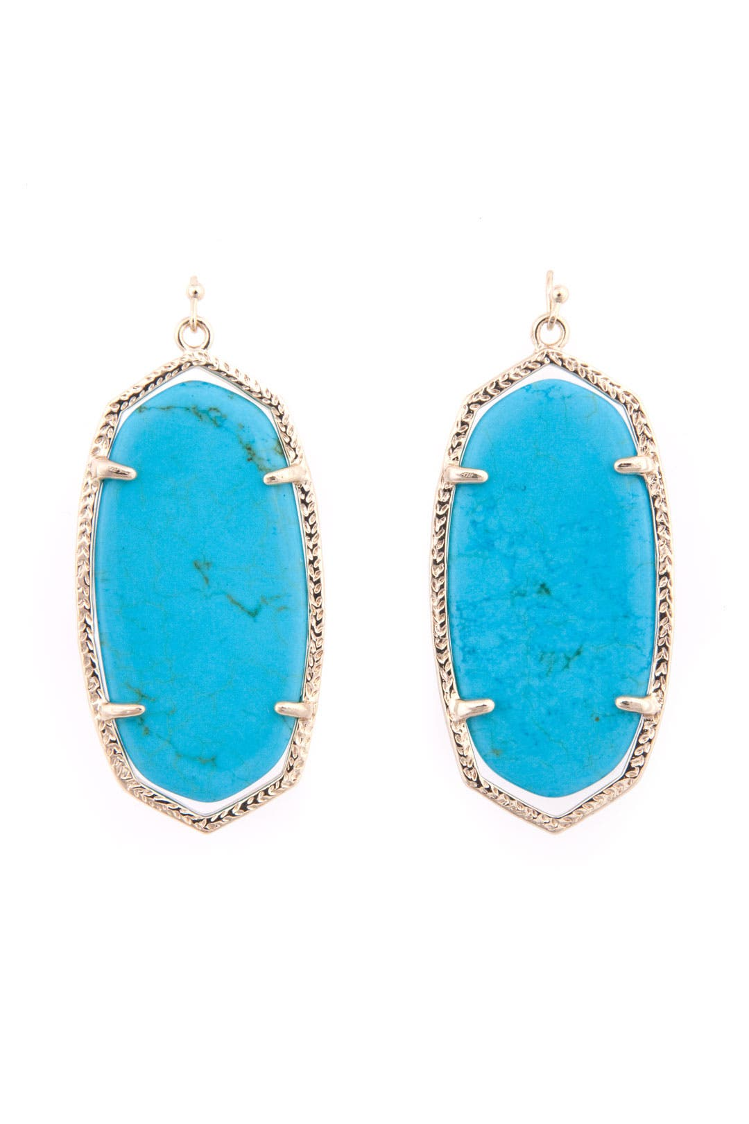 Danielle Turquoise Earrings by Kendra Scott