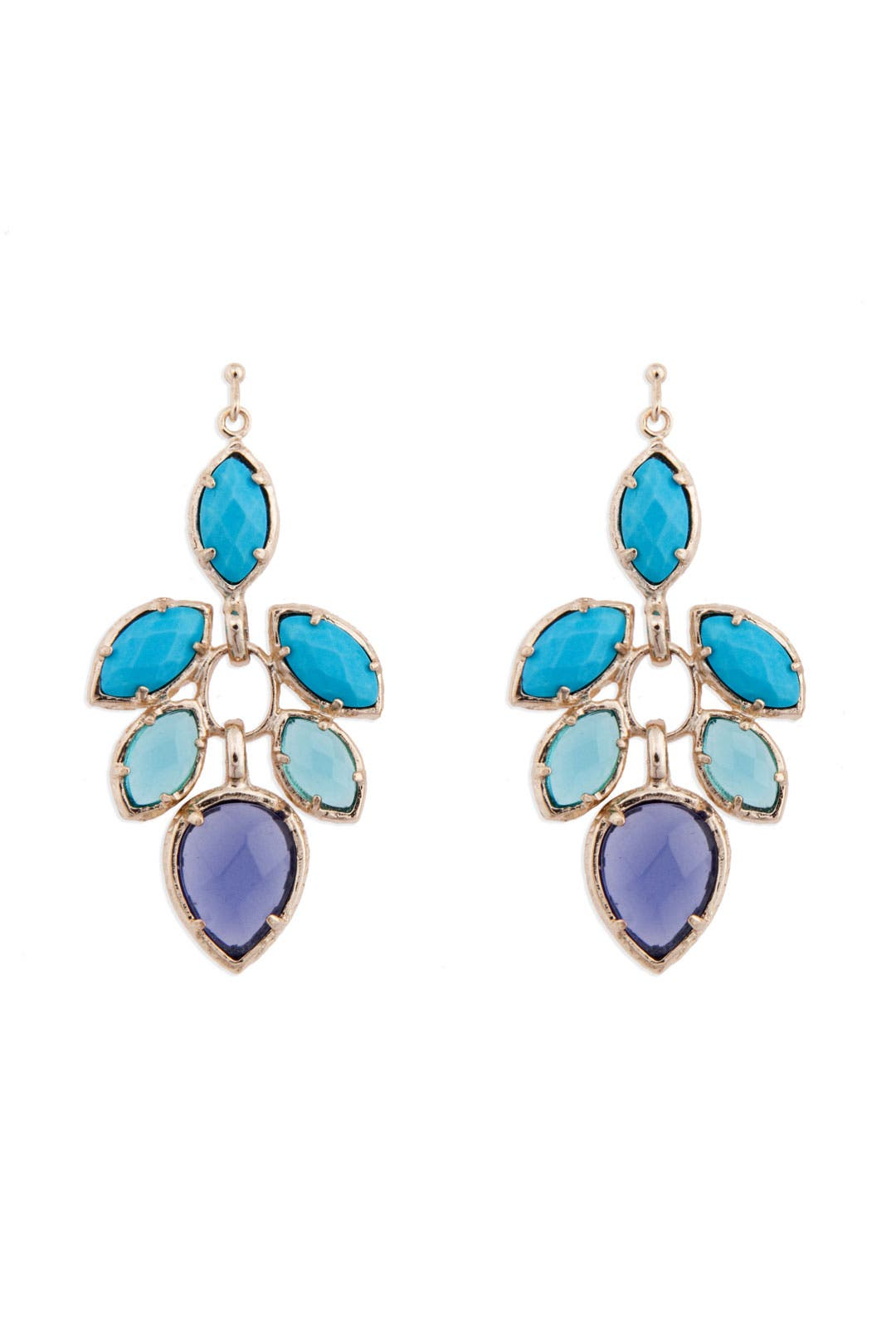 Jeanie Iris Earrings by Kendra Scott