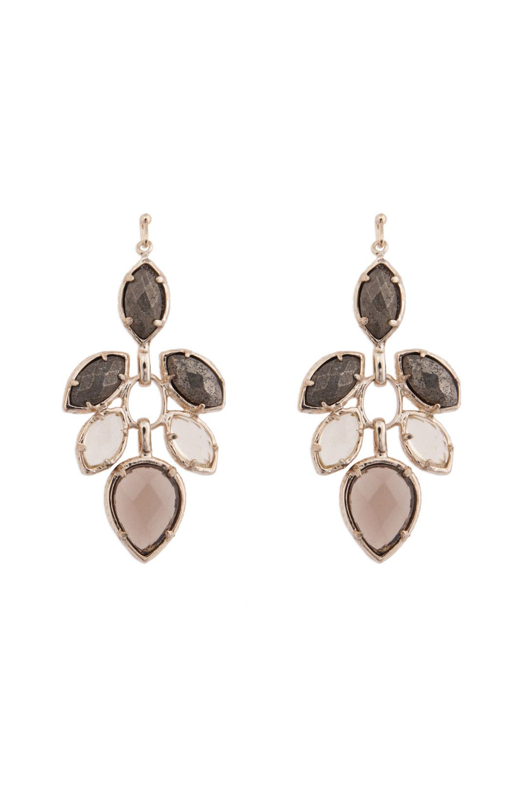 Jeanie Pebble Earrings by Kendra Scott