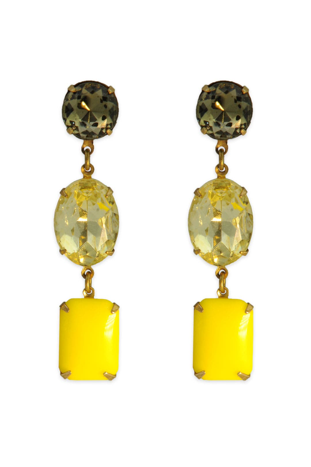 Lemon Drops Earrings by Lulu Frost