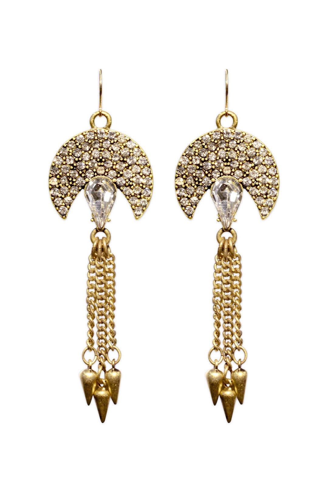Metallic Muse Earring by Lulu Frost