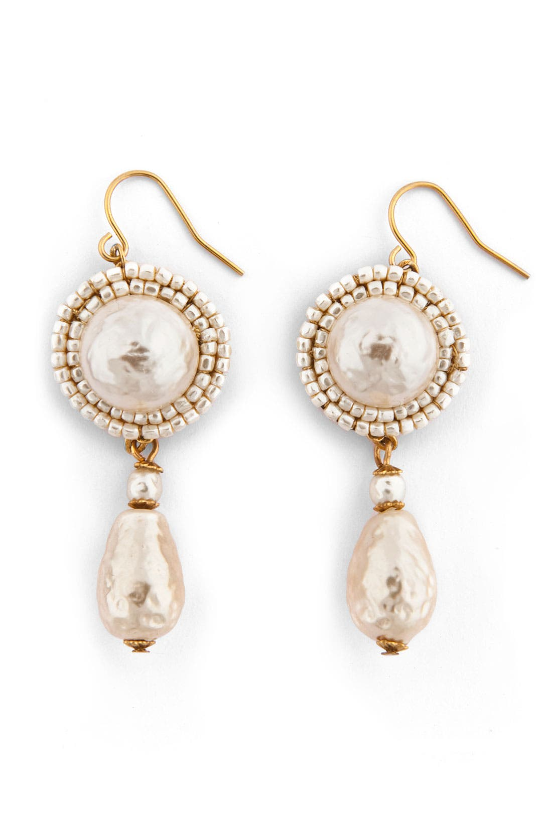 Power of Pearl Earrings by Miriam Haskell