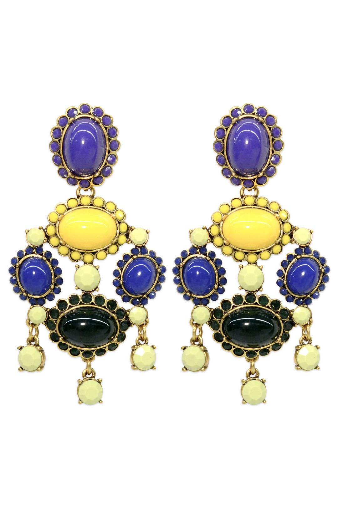 Marrakech Earring by Oscar de la Renta