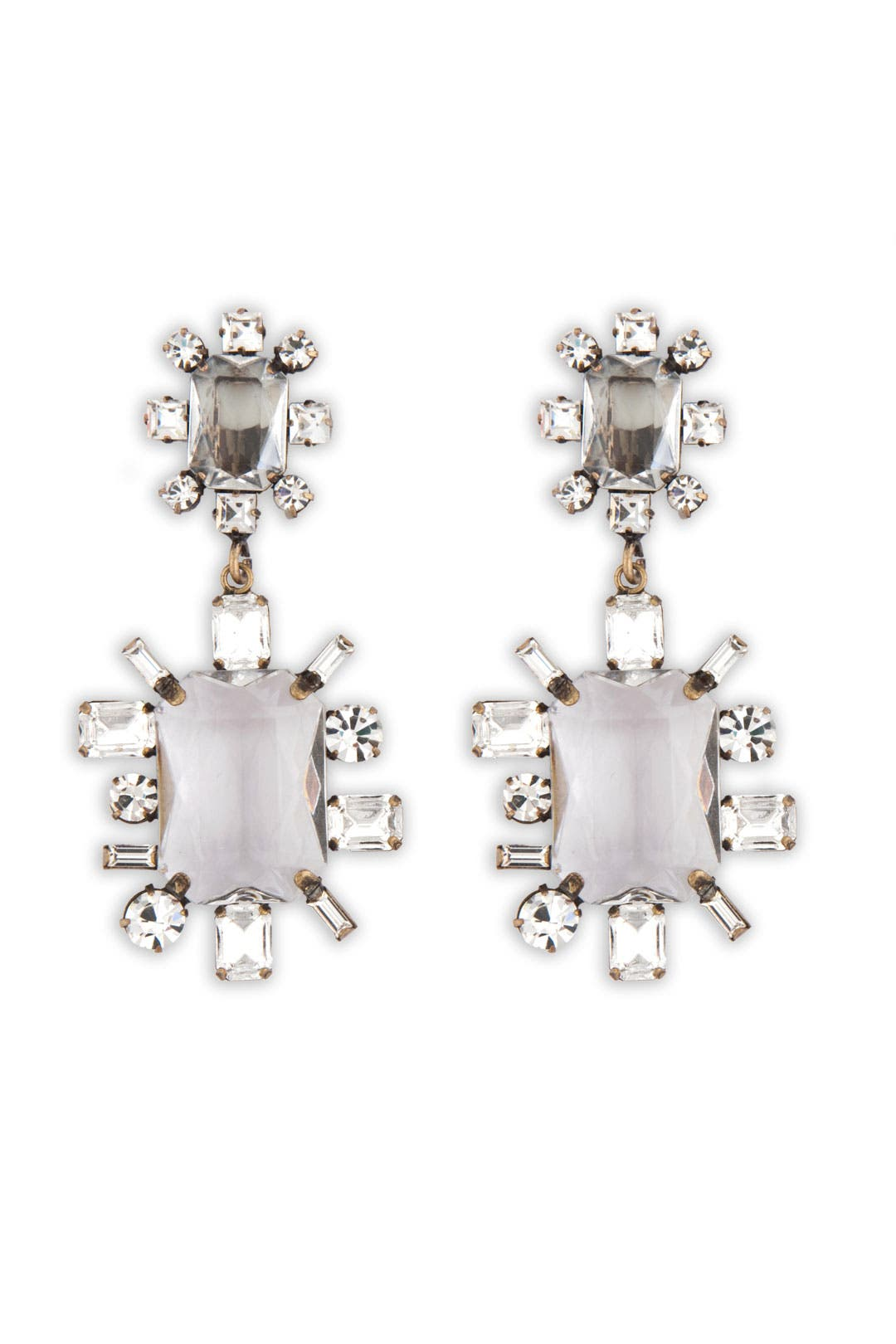 Palace Earrings by RJ Graziano