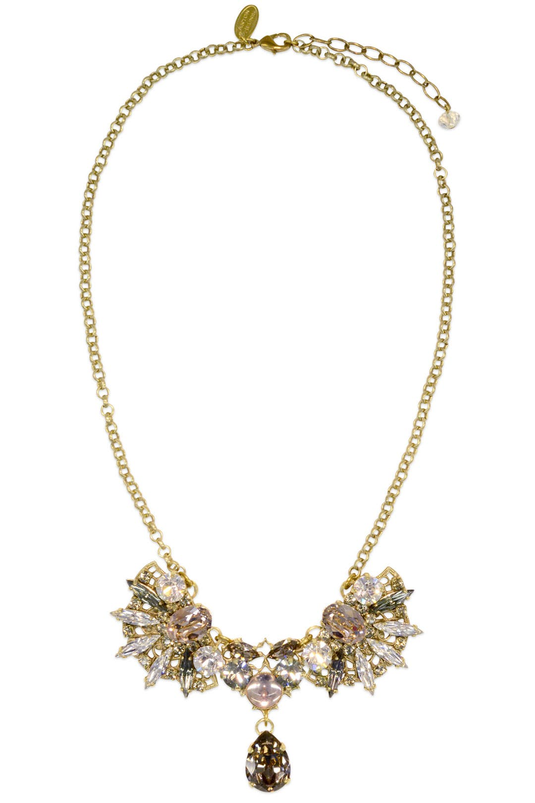 Butterfly Pendant Necklace by Anton Heunis