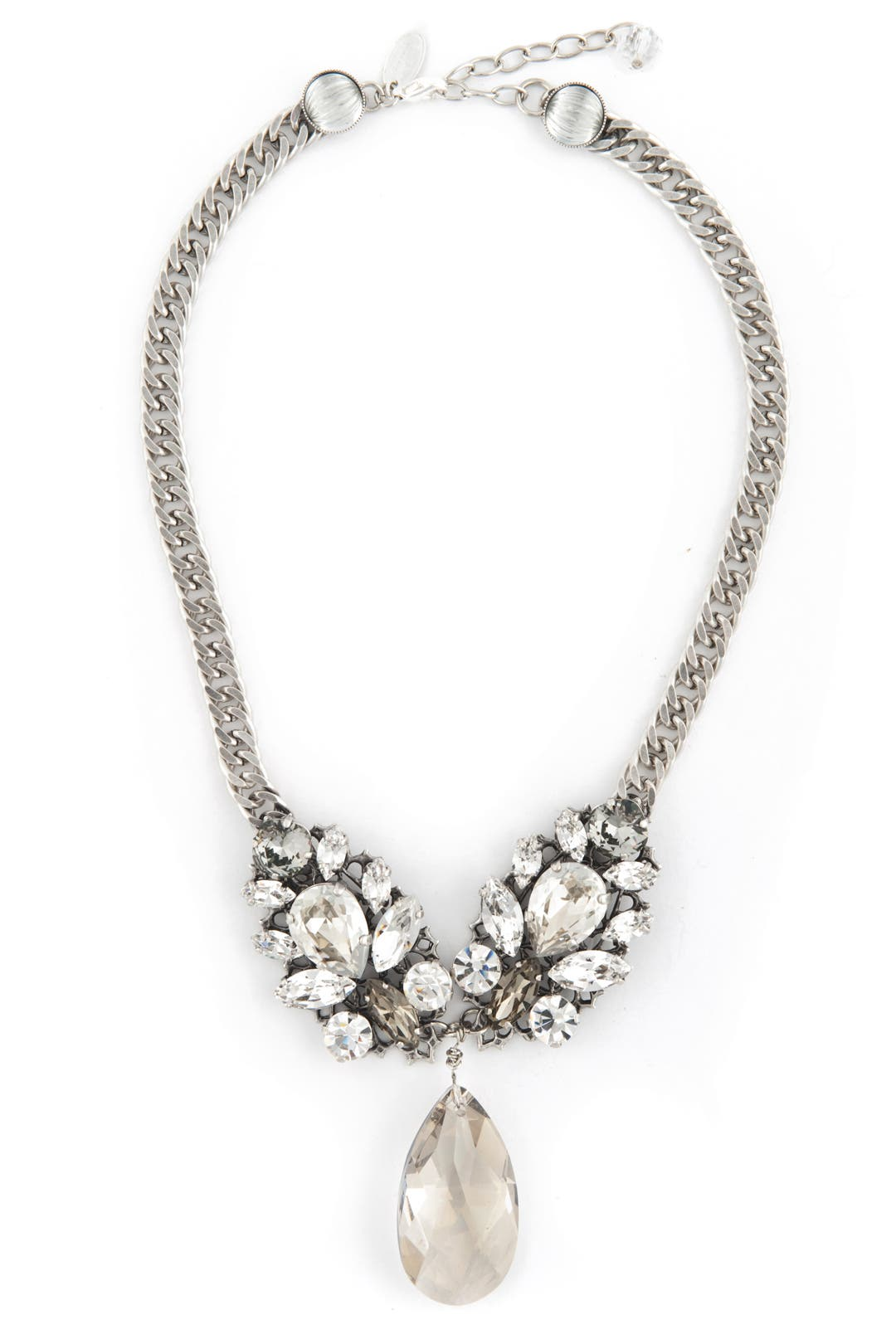 Elegant Drop Necklace by Anton Heunis