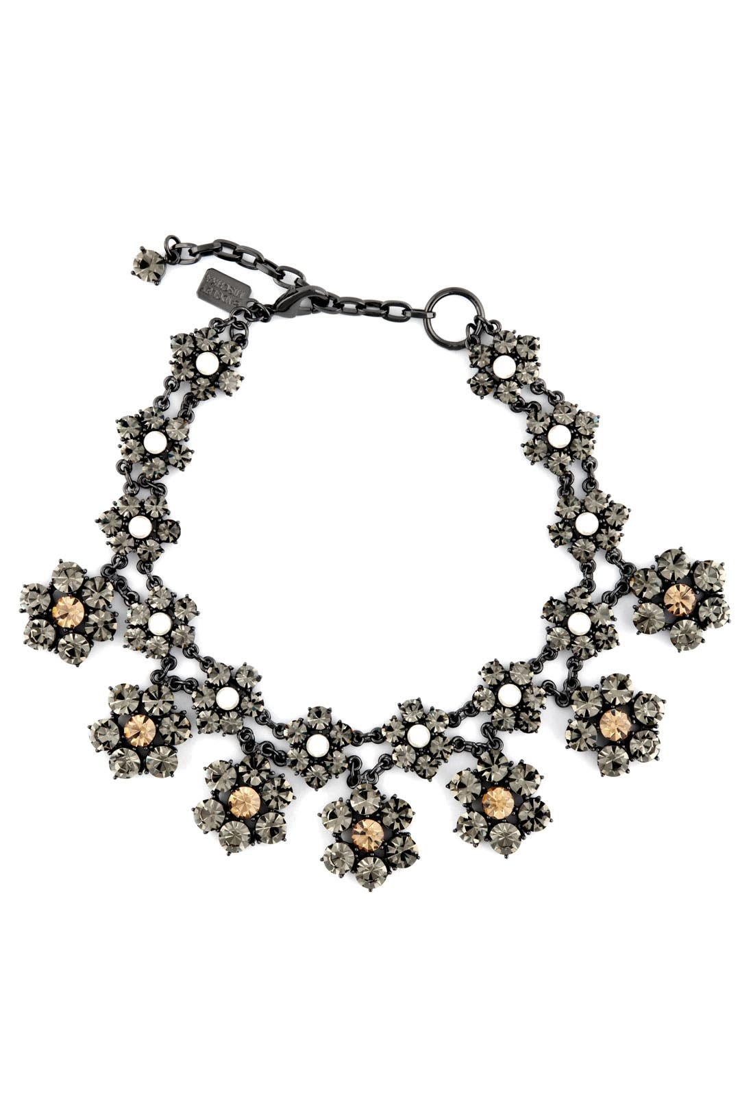 Blossom and Bloom Necklace by Badgley Mischka Jewelry