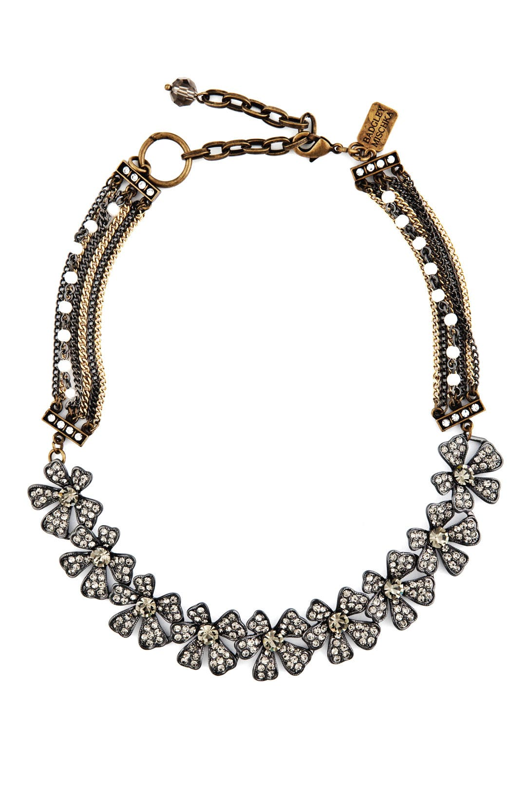 Sweet but Sour Necklace by Badgley Mischka Jewelry