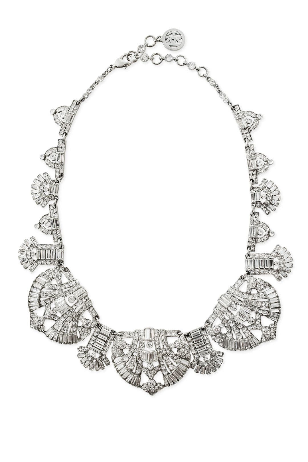 Delano Statement Necklace by Ben-Amun