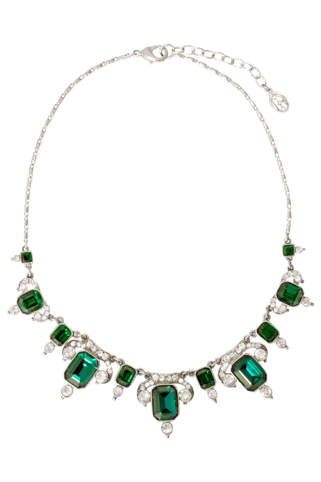Emerald City Necklace by Ben-Amun