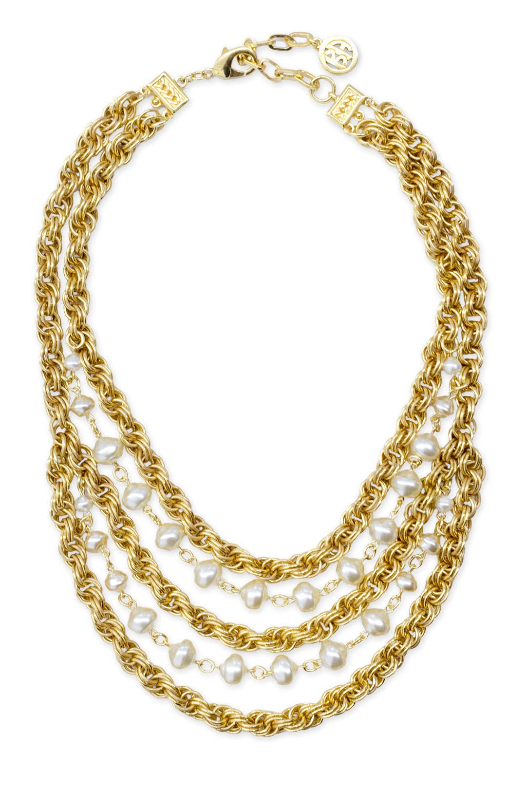 Castile Statement Necklace