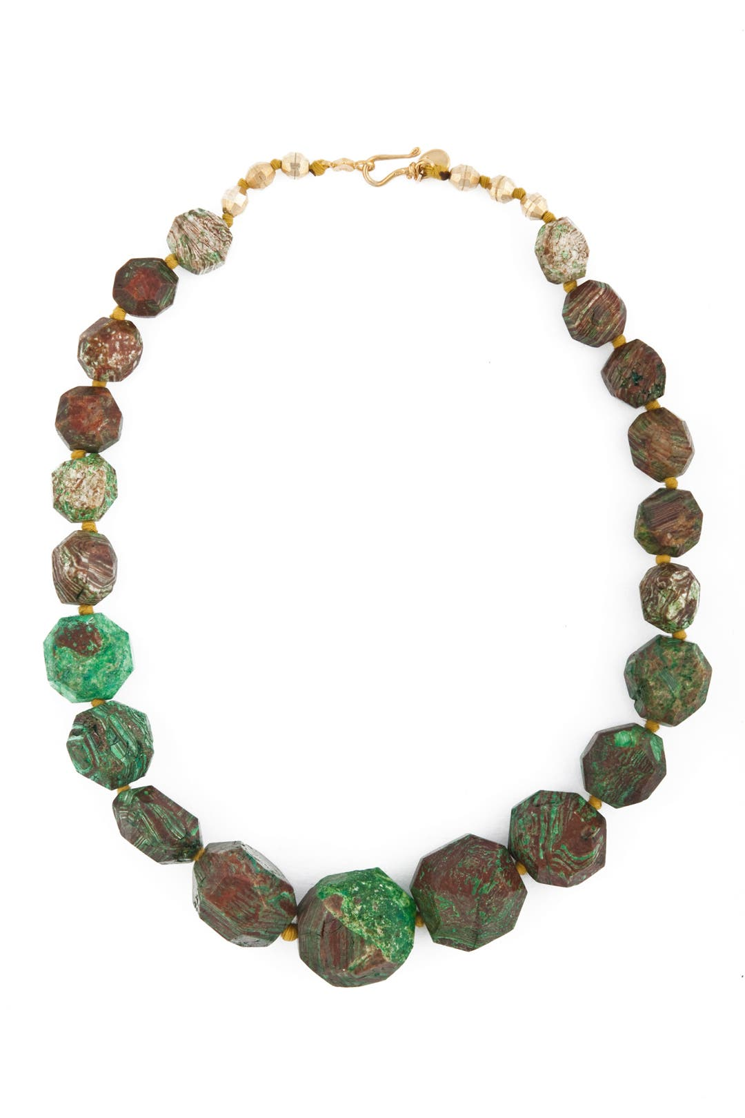 Mother Nature Necklace by Chan Luu