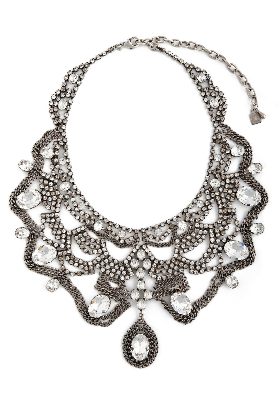 Ismene Bib Necklace by Dannijo