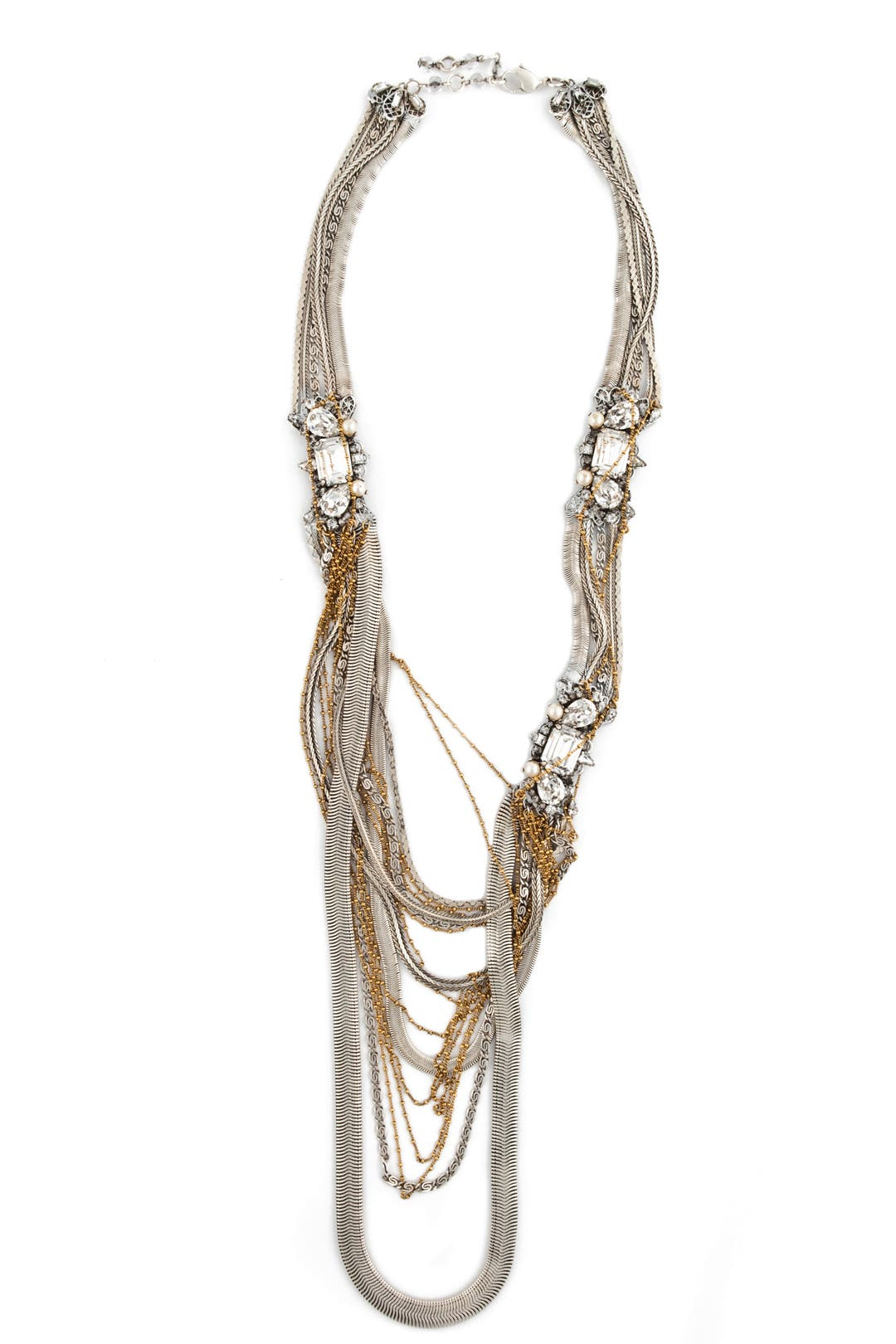 Glenda Necklace by Erickson Beamon