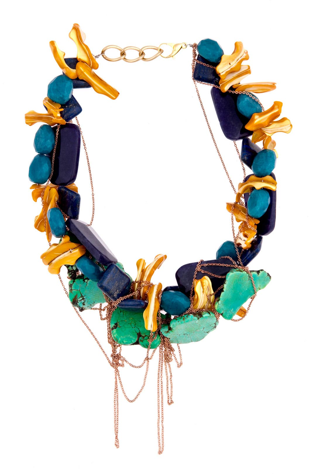 Nanette Necklace by Gemma Redux