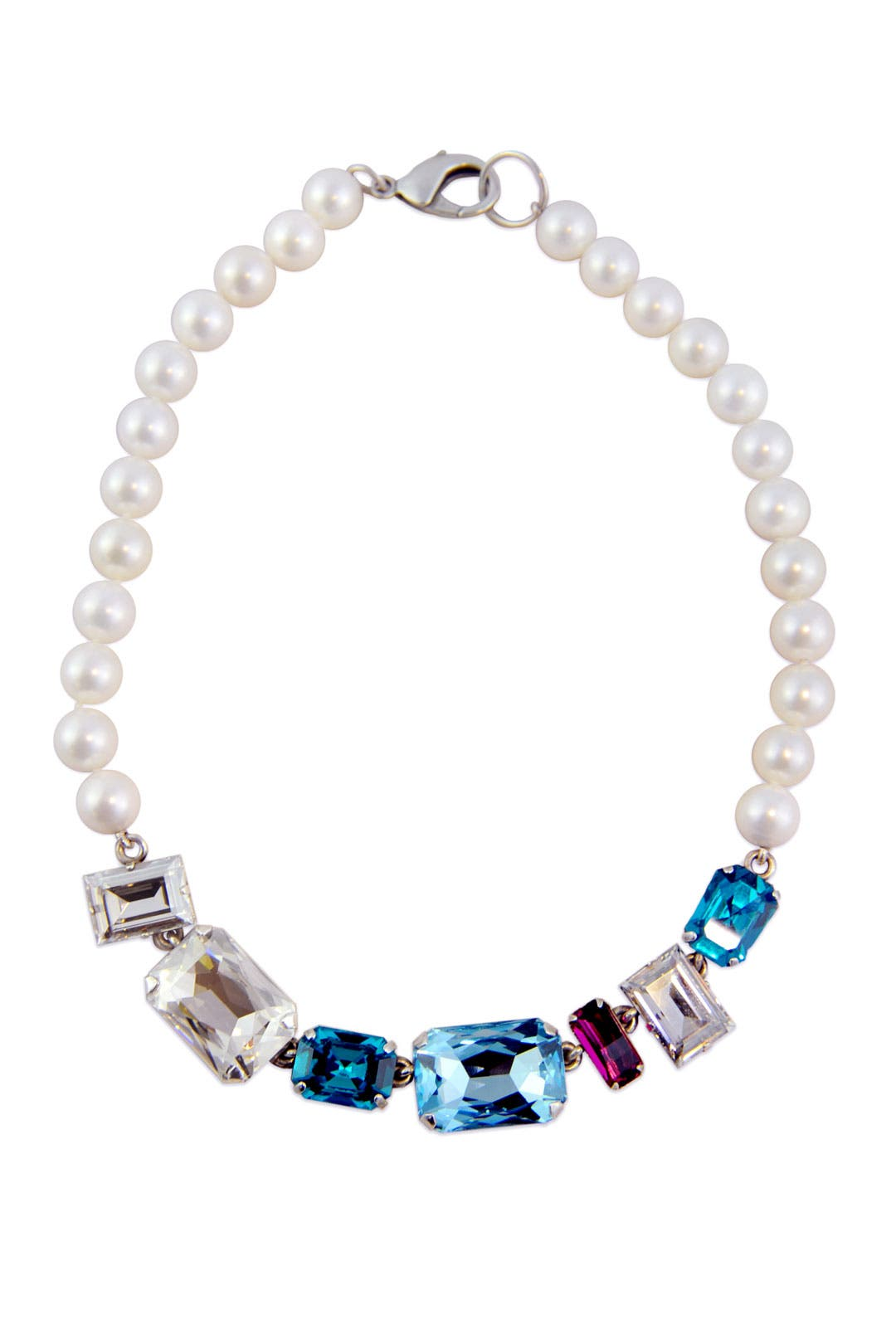 Pearl Prism Necklace by Janis Savitt