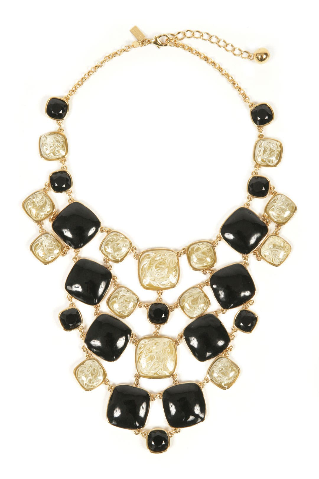 Cobblestone Bib Necklace by kate spade new york accessories