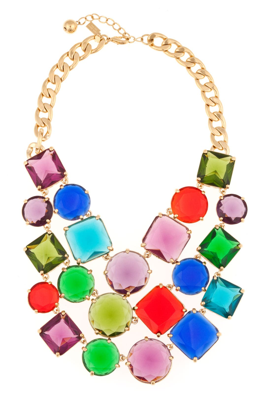 Crystal Kaleidoscope Necklace by kate spade new york accessories