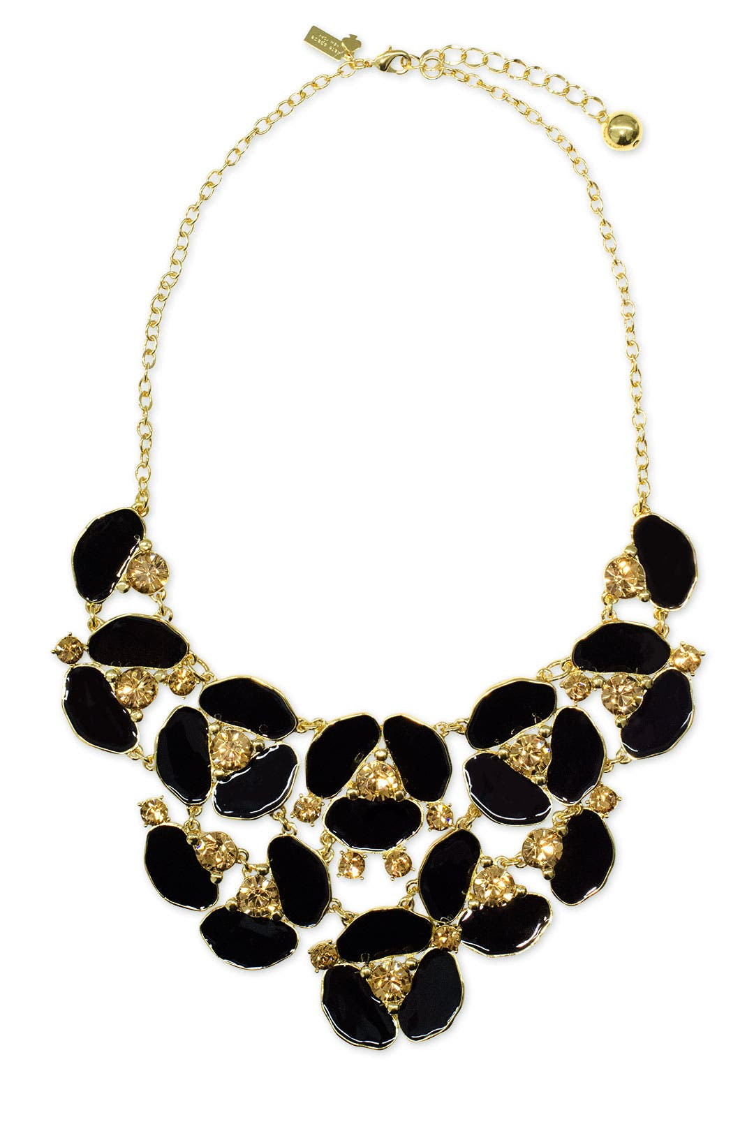 Disco Pansy Bib by kate spade new york accessories
