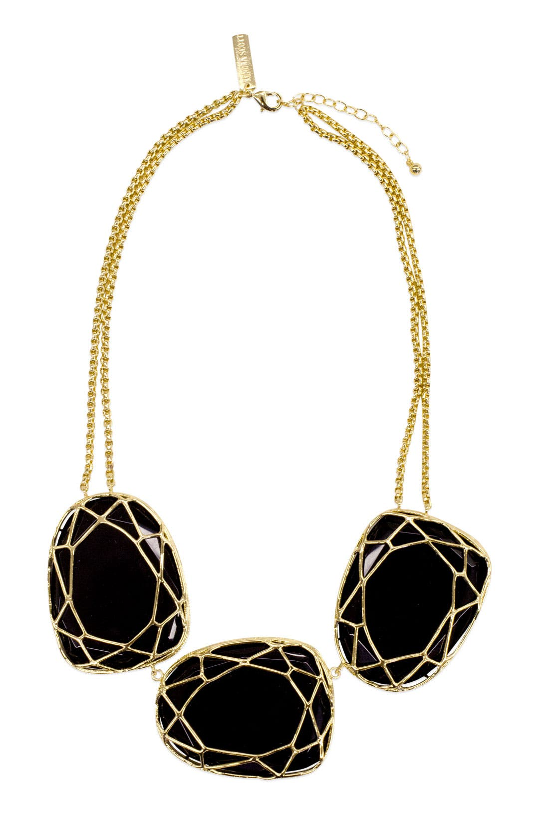 Black Onyx Marcella Necklace by Kendra Scott