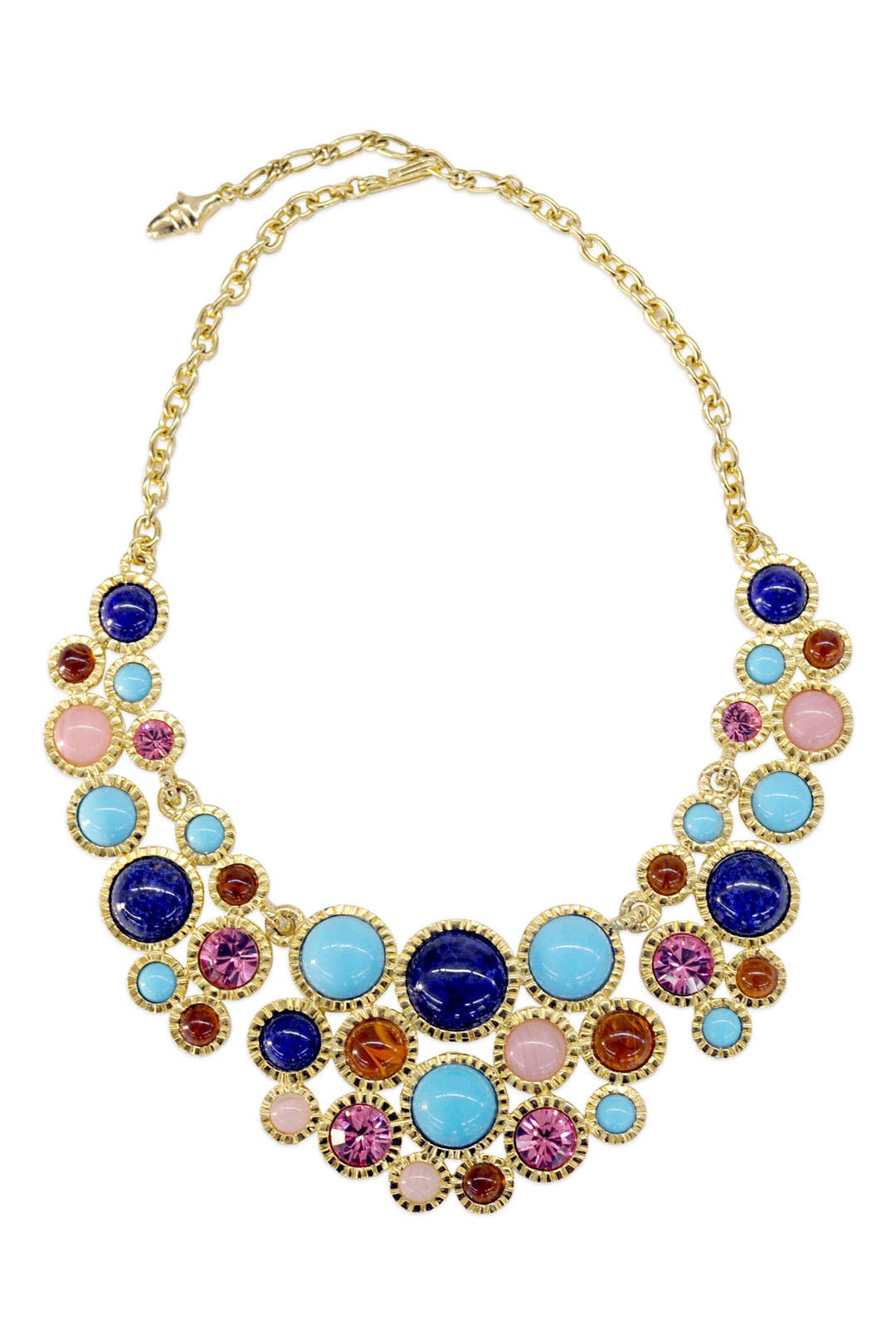 Renaissance Statement Necklace by Kenneth Jay Lane