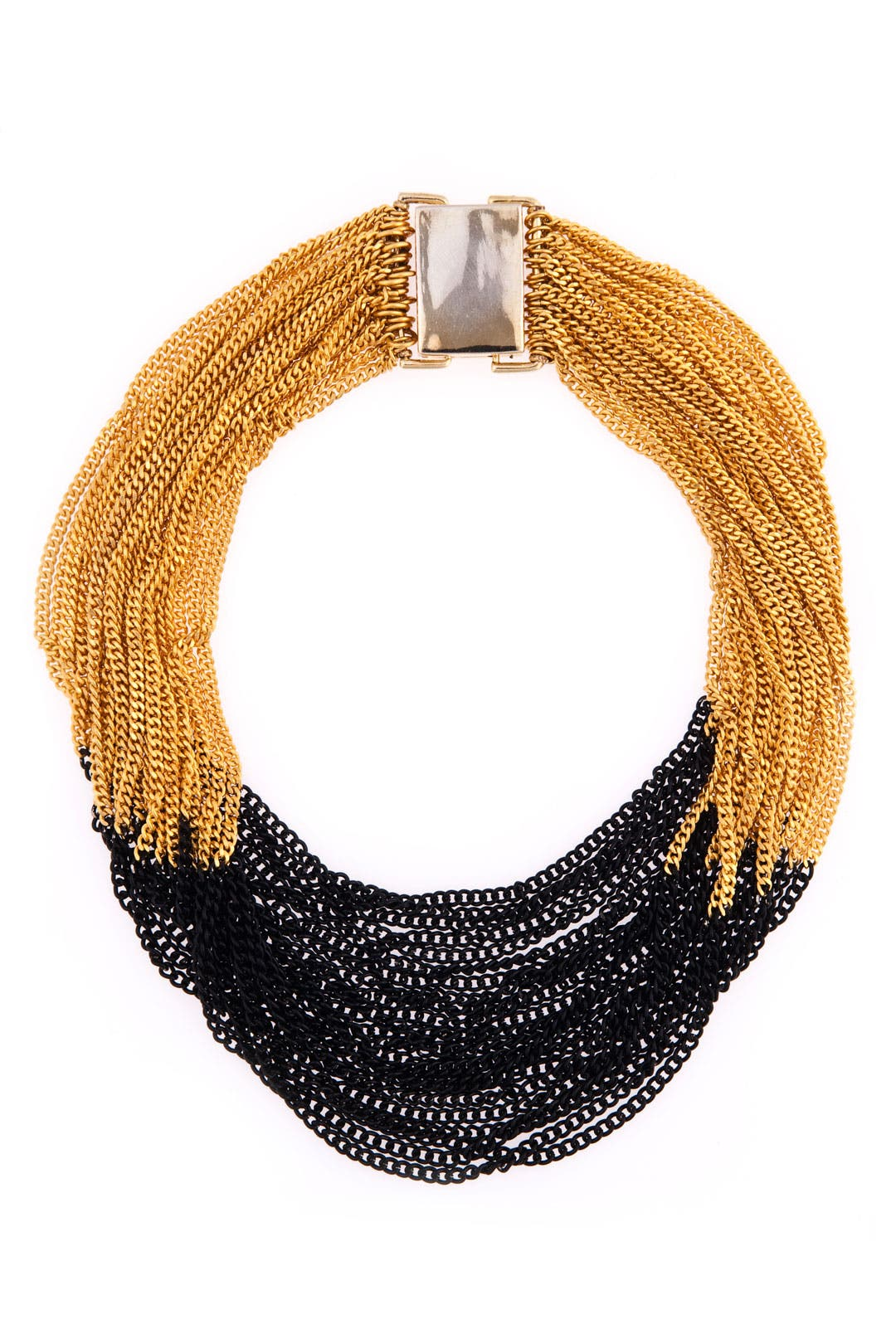 Lock and Roll Necklace by Lee Angel