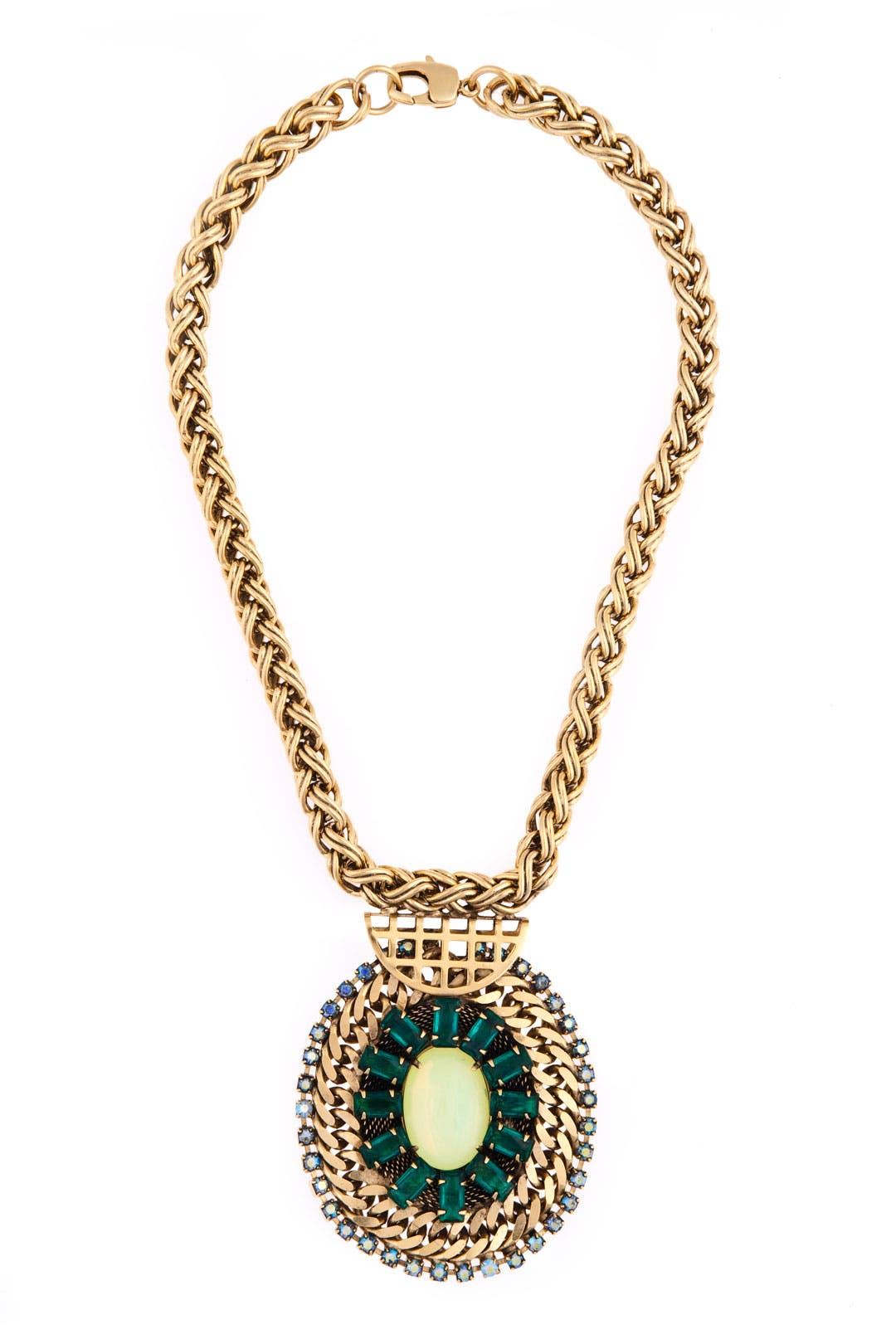 Indus Necklace by Nicole Romano