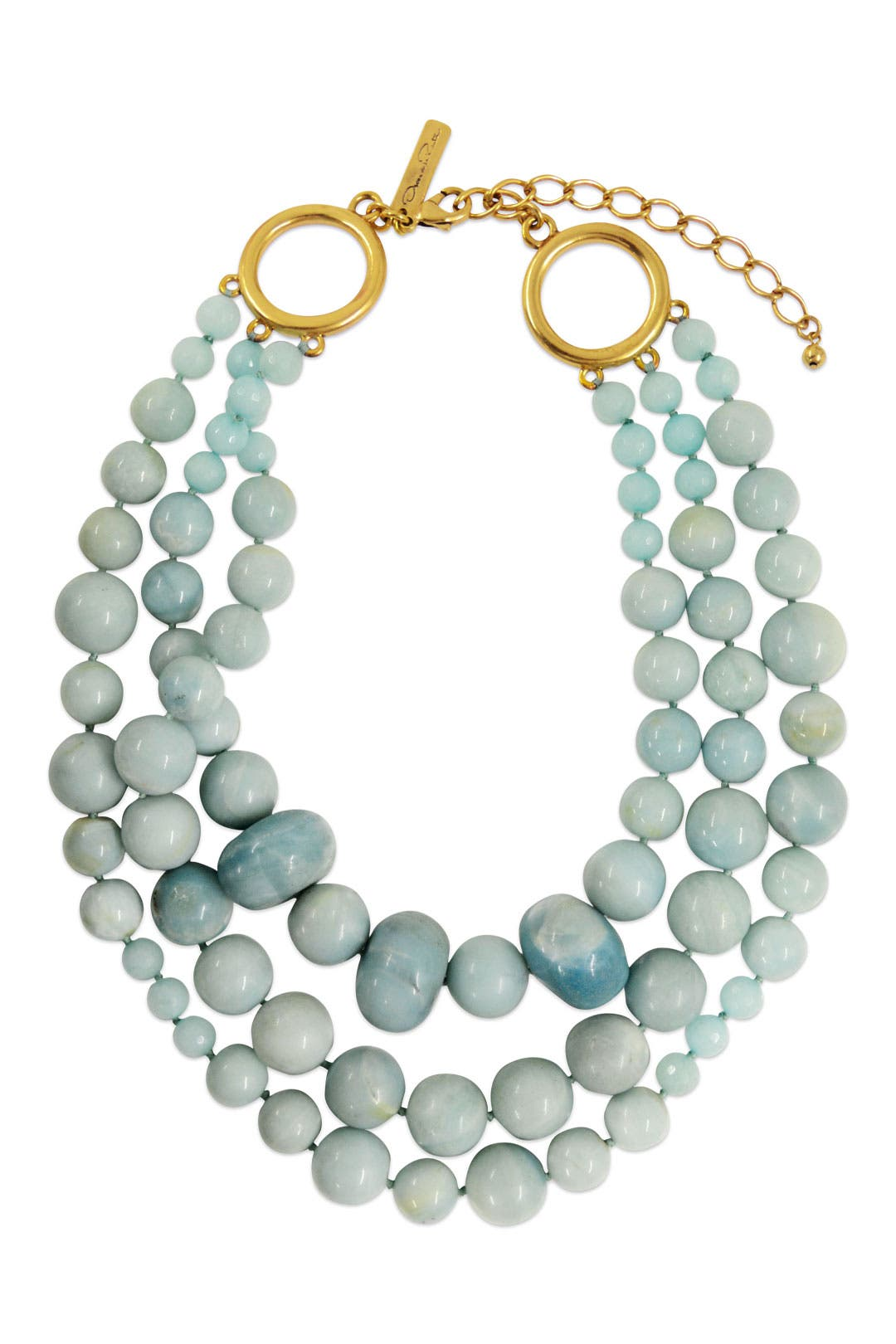 Coastline Necklace by Oscar de la Renta