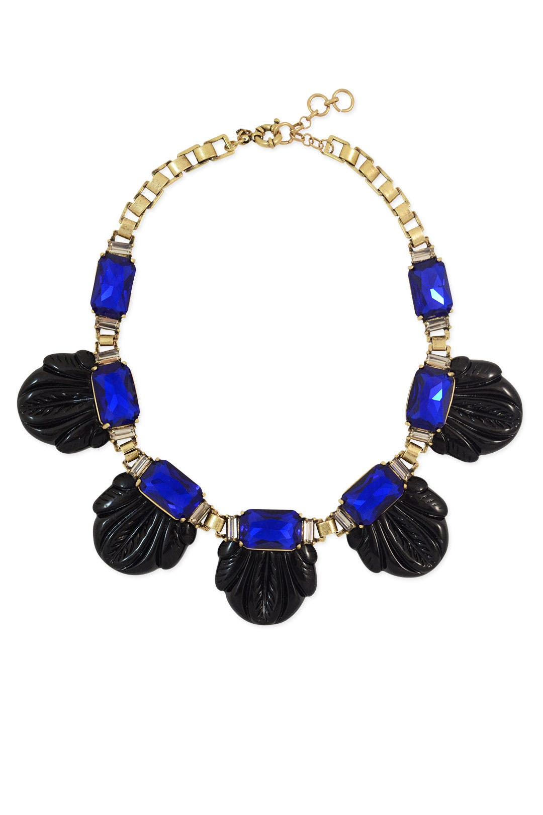 Noir Azalea Necklace by Slate & Willow Accessories