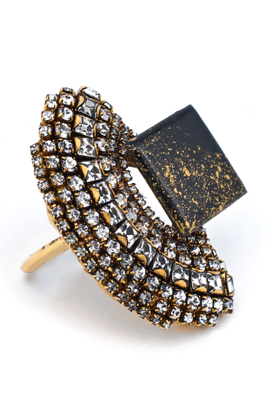 L'age D'or Ring by Erickson Beamon